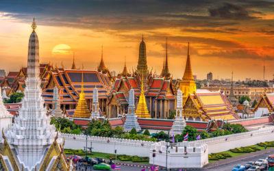 Menú Bangkok