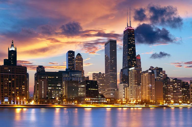 Menú Chicago