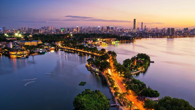 Menú Hanoi