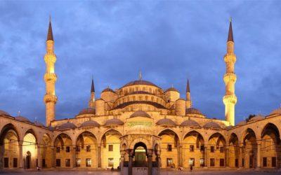 Menú Istambul