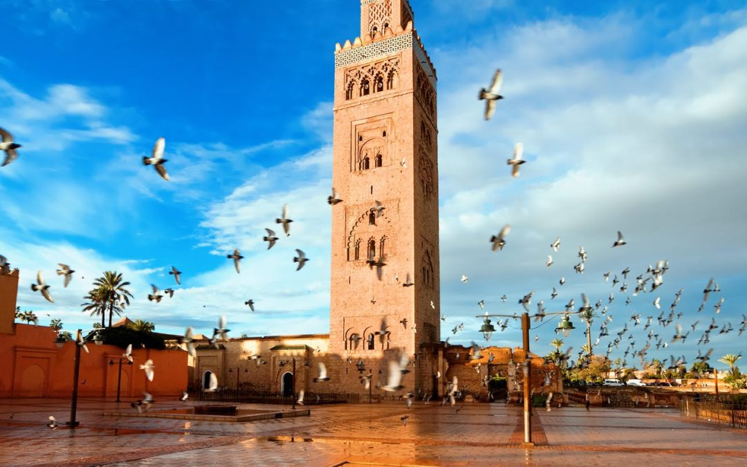 Menú Marrakech
