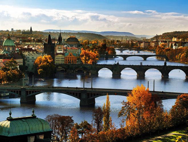 Menú Praga